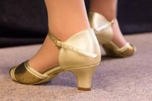 Ballroom shoe 01