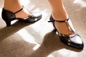 Ballroom shoe 03