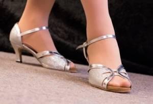 Ballroom shoe 06
