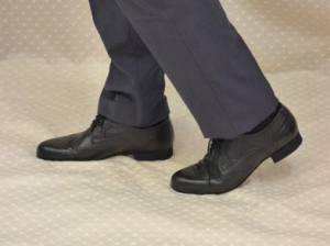 Ballroom shoe 09