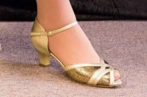 Ballroom shoe 02