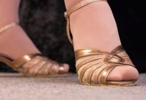 Ballroom shoe 05