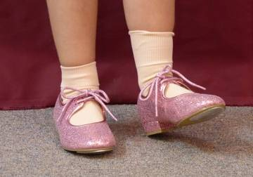 Child's tap shoes 02