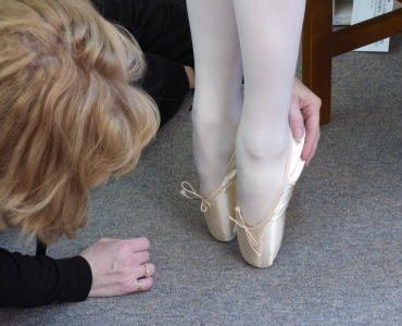 Pointe fitting 02