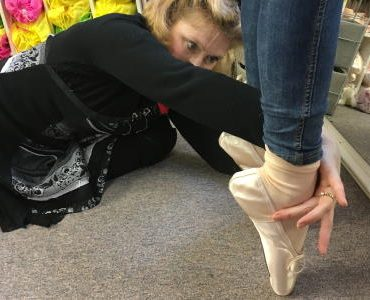 Pointe fitting 03