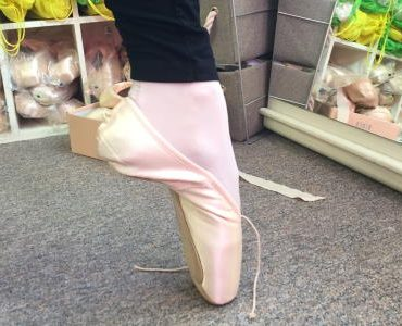 Pointe fitting 05